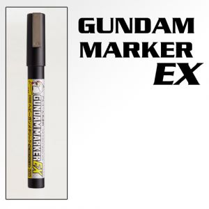 XGM05 Heavy Gun Metallic Gundam Marker EX