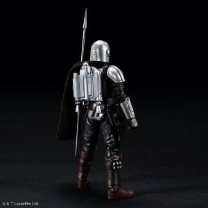 1/12 The Mandalorian (Beskar Armor) Silver Coating Ver.