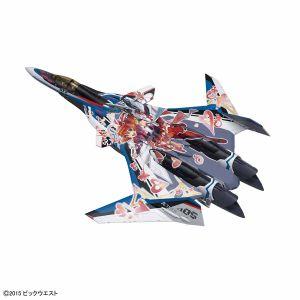 1/72 VF-31J Siegfried (Hayate Immelman Custom) Deculture Ver.
