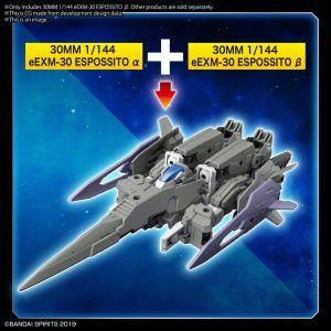 30MM eEXM-30 Espossito Beta