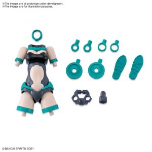 30MS Option Body Parts Type A01 [Color B]
