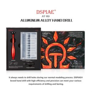 AT-HD Aluminum Alloy Hand Drill