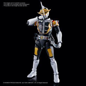 Figure-rise Standard Kamen Rider Den-O Ax Form & Plat Form
