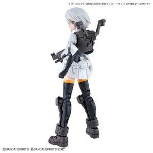 Girl Gun Lady & 30MS Compatible Option Parts Set