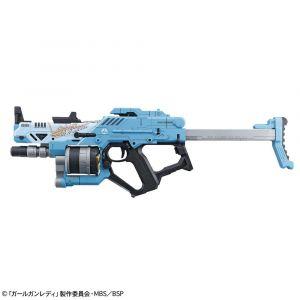 Blast Girl Gun Ver. Alpha Tango