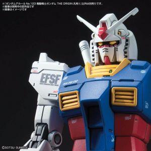 GD-123 HG Gundam The Origin Series 4 Decal