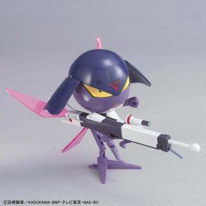 Keroro Gunso Plamo Collection 30 First Lieutenant Garuru