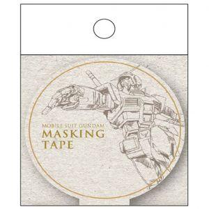 Washi Tape Gundam Stationary 6 RX-78-2