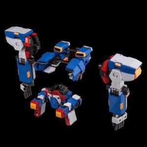 Sentinel Riobot Transform Combine R-2 Powered