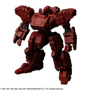 Structure Arts: 1/72 Plastic Model Kit Series Vol. 2 Frost Hell's Wall Variant 6 Unit Set