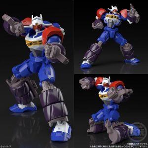 Super Mini-Pla Gear Fighter Dendoh: Dendoh & Data Weapon