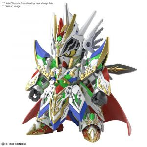 SD Gundam World Heroes 21 Knight Strike Gundam