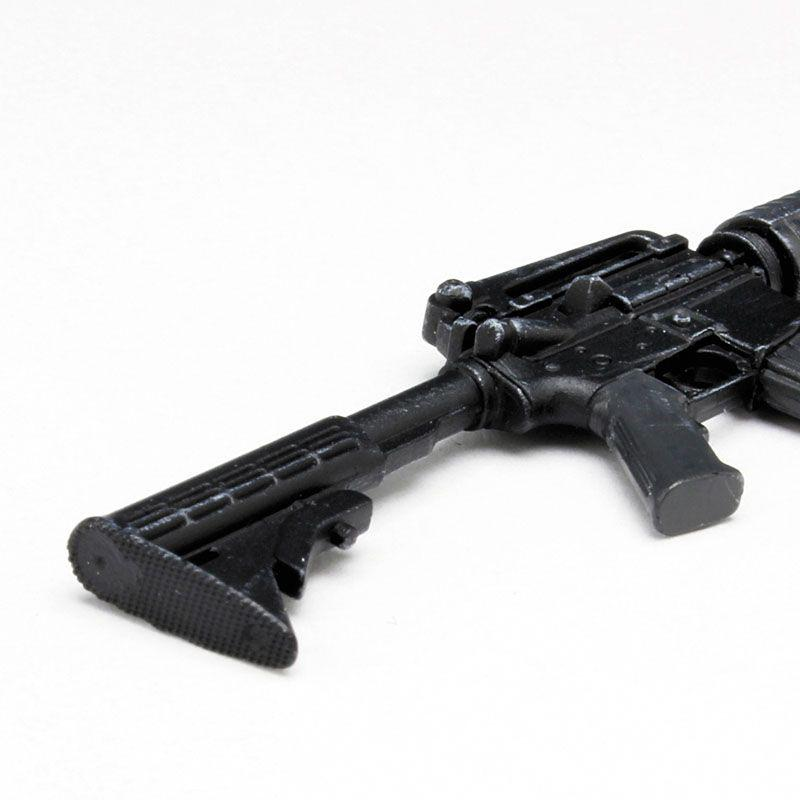 1/12 Realistic Weapon Series: Realistic Rifles
