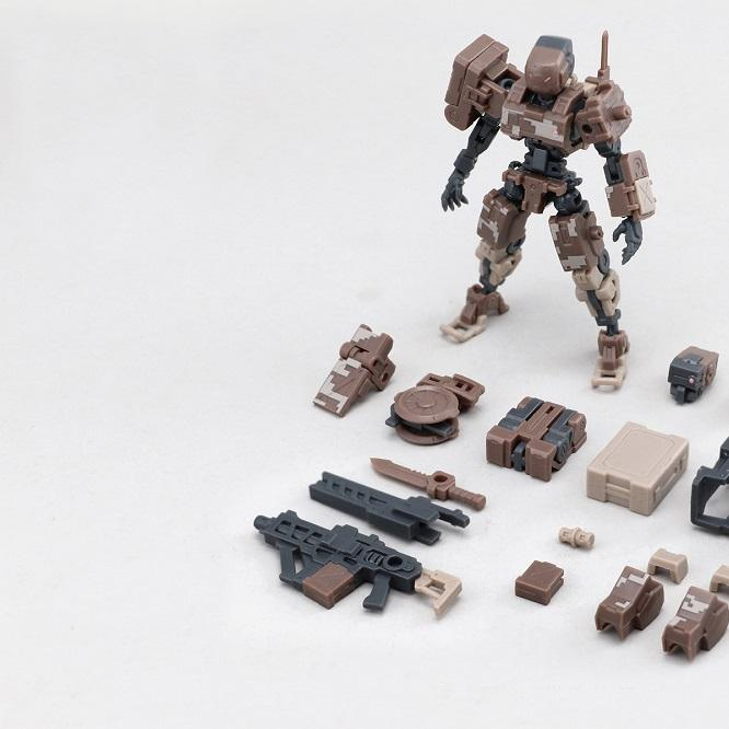 1/24 Armored Puppet Battle Type .5 L-Type