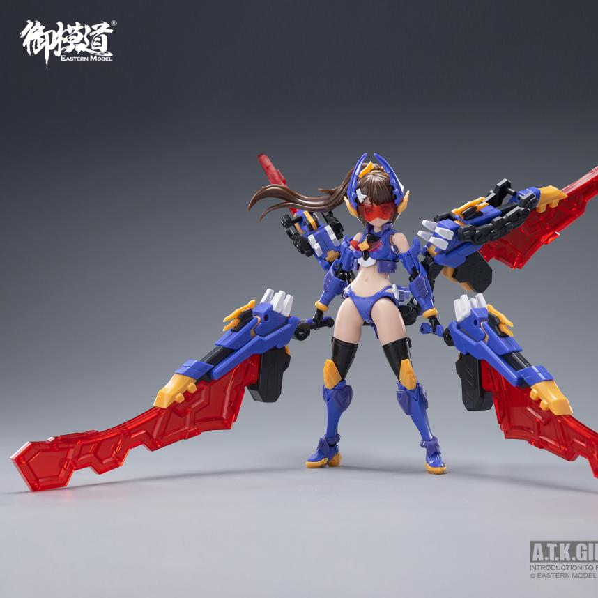 A.T.K.GIRL Titans (Stag Beetle)