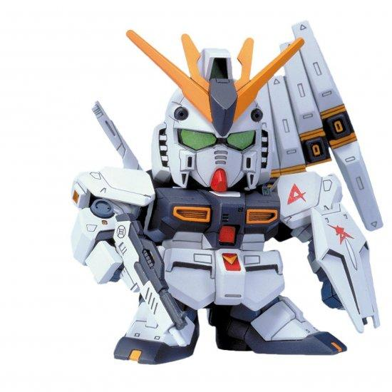 BB Senshi BB209 Nu Gundam + HWS
