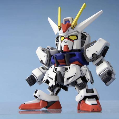 BB Senshi BB246 Strike Gundam