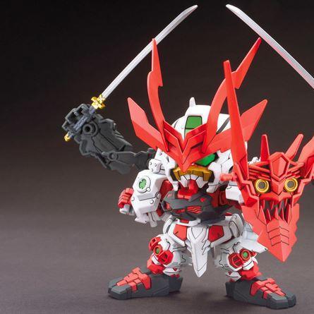 BB Senshi BB389 Sengoku Astray Gundam