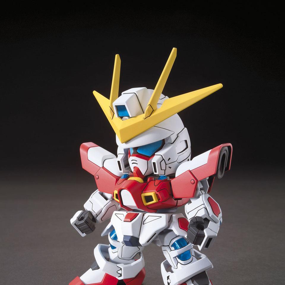 BB Senshi BB396 Build Burning Gundam