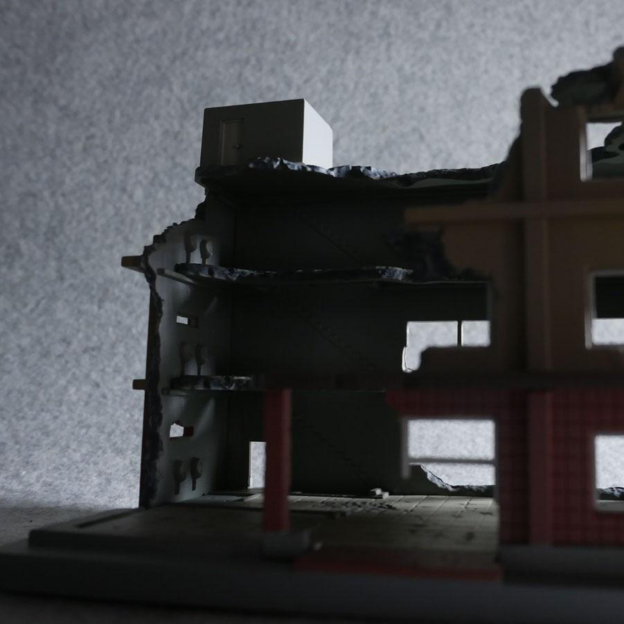 DCM03 Dio Com Destroyed Building B