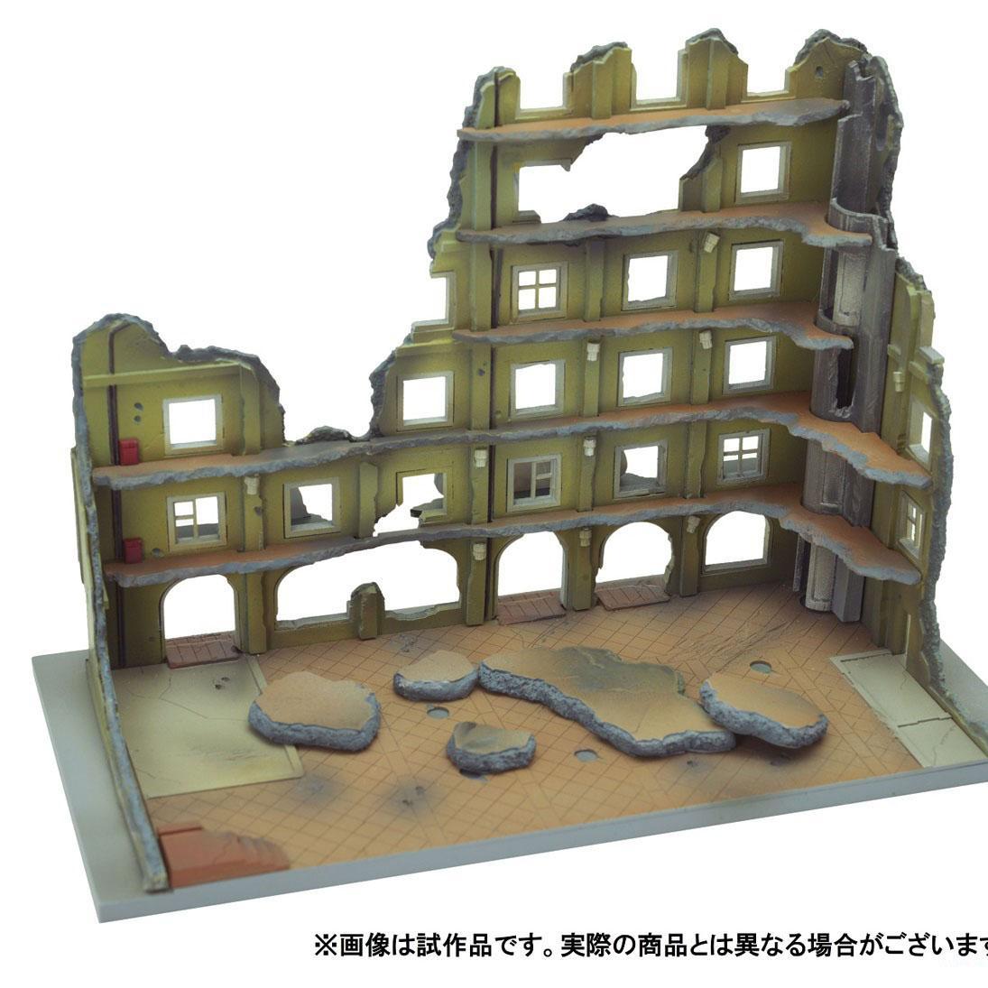 DCM04 Dio Com Destroyed Building C