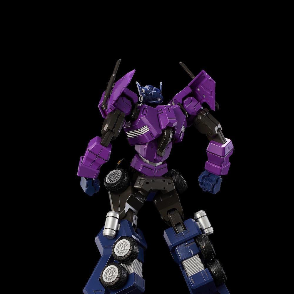 Furai Model Shattered Glass Optimus Prime (Attack Mode)