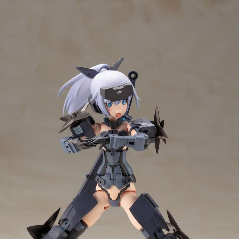Frame Arms Girl FG018 Jinrai (Indigo Ver.)