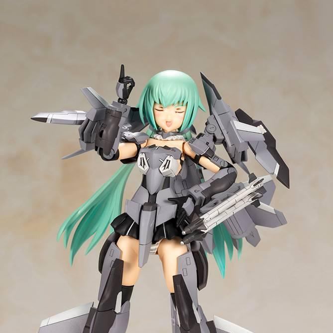 Frame Arms Girl FG083 Stylet XF-3 Low Visibility Ver.