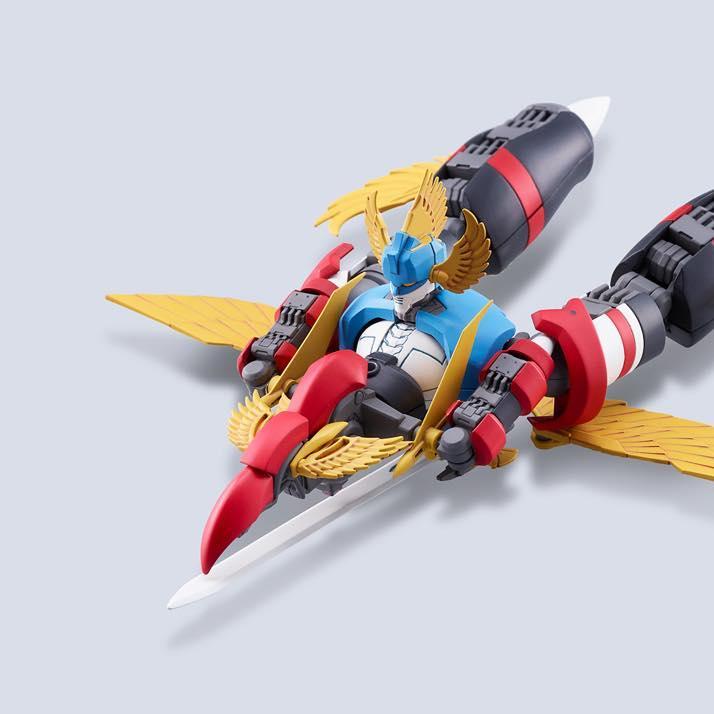 Gattai Atlanger Model Kit