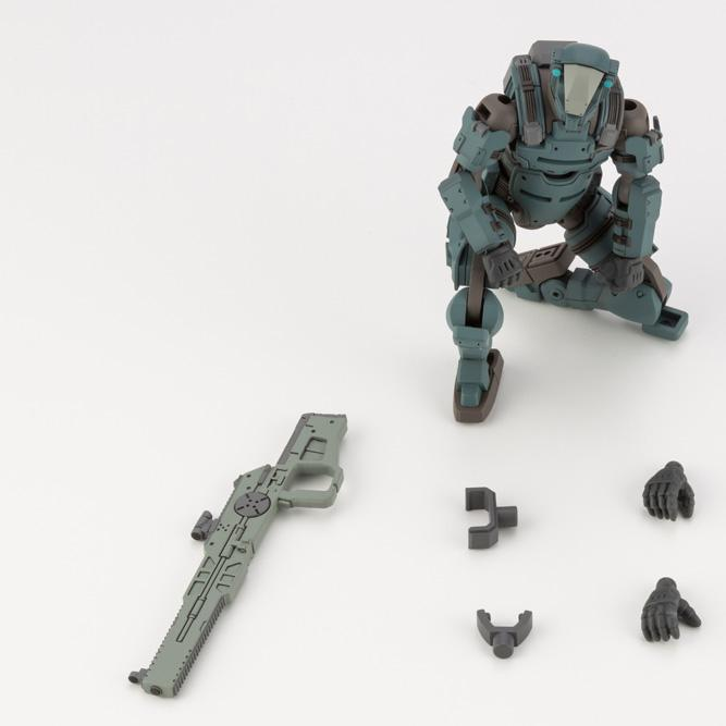 Hexa Gear HG062 Governor Warmage Cerberus