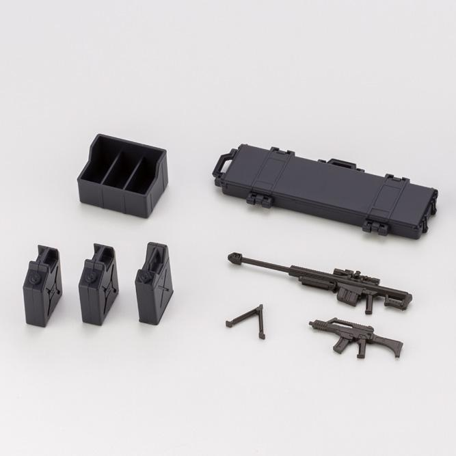 Hexa Gear HG101 Army Container Set Night Stalkers Ver.