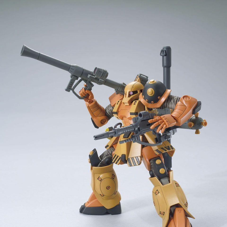 HG MS-05B Zaku I (Gundam Thunderbolt Anime Ver.)