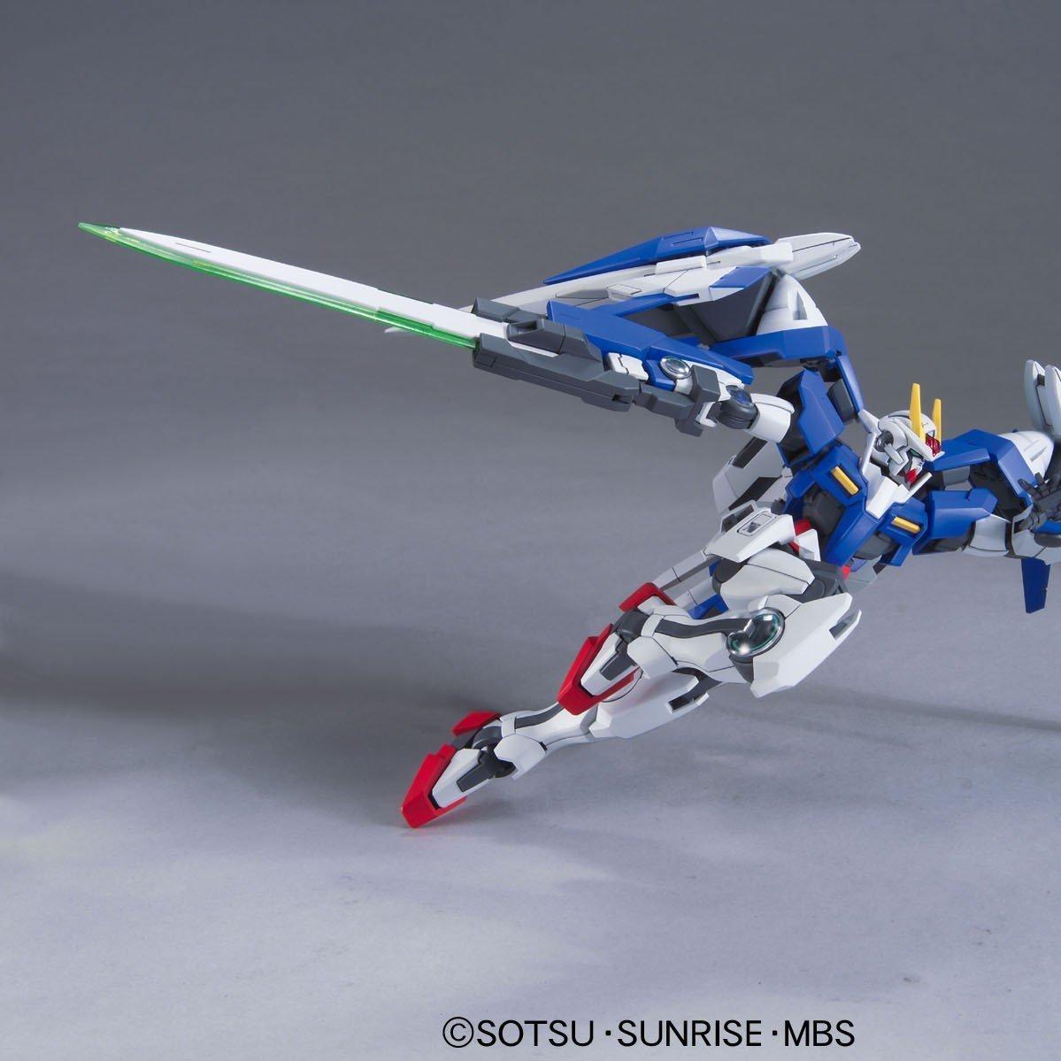HG00 00 Raiser + GN Sword III