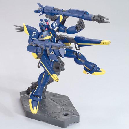 HGUC F-91 Gundam F91 (Harrison Custom)