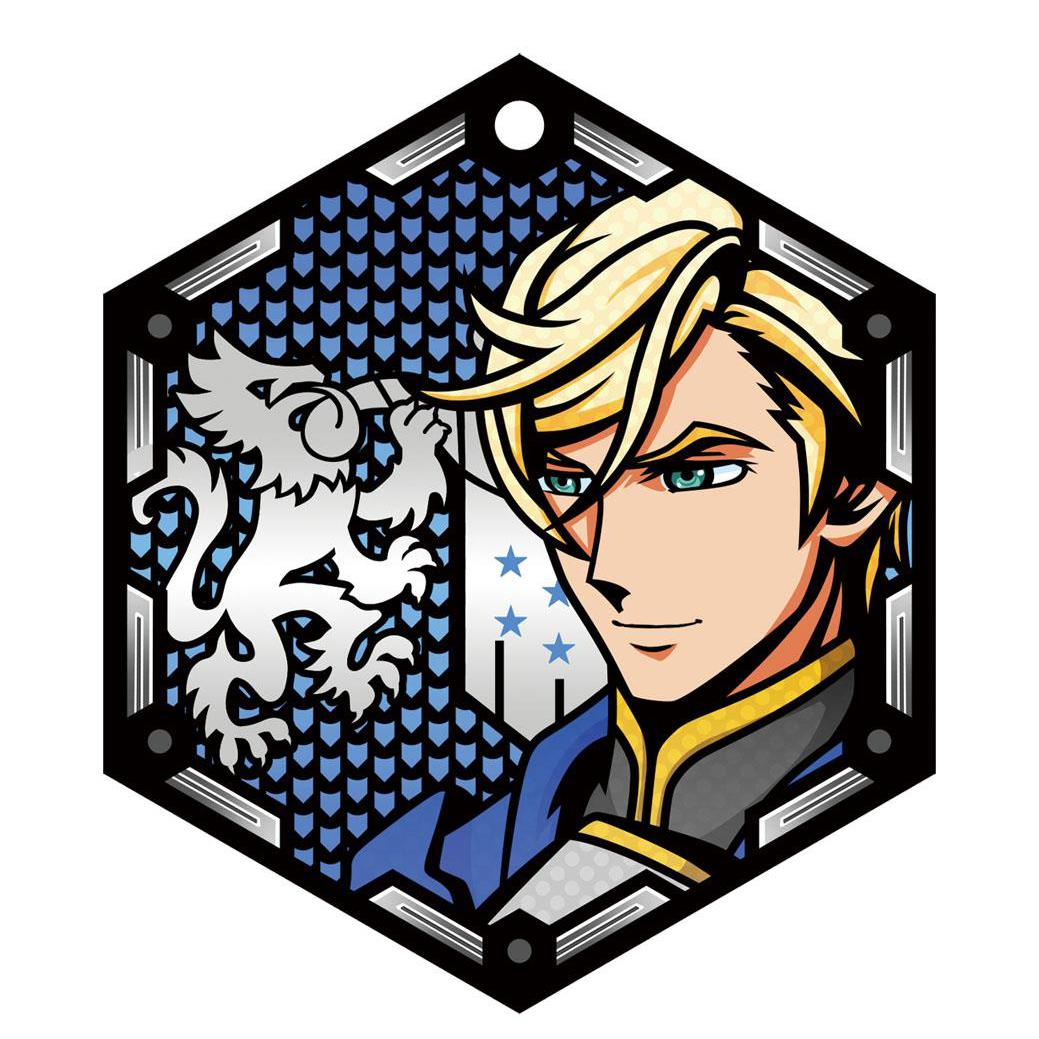 IBO Character Stand Plate: McGillis Fareed