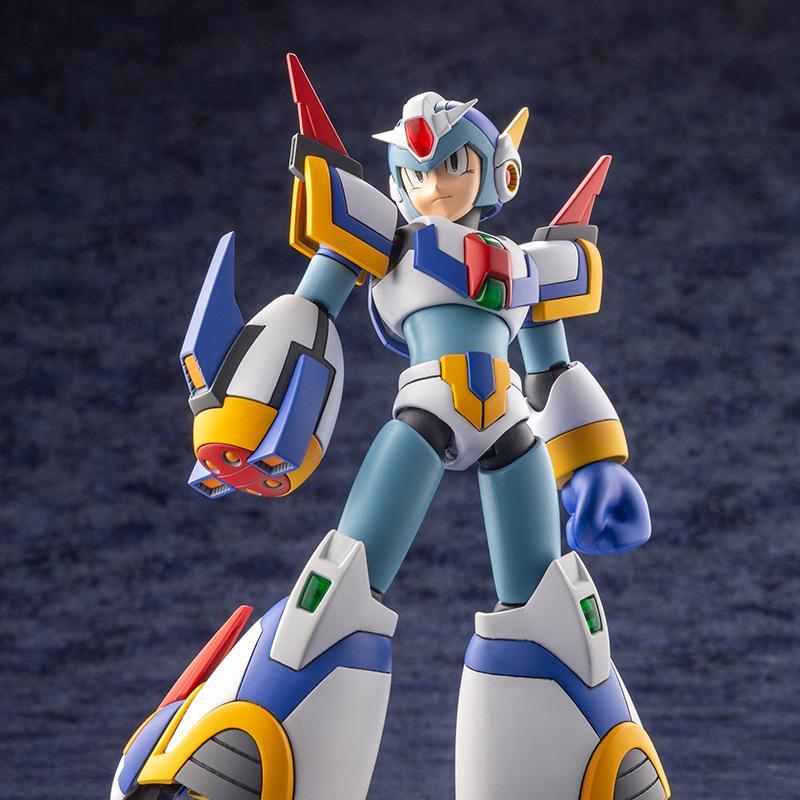 Mega Man X Force Armor Model Kit