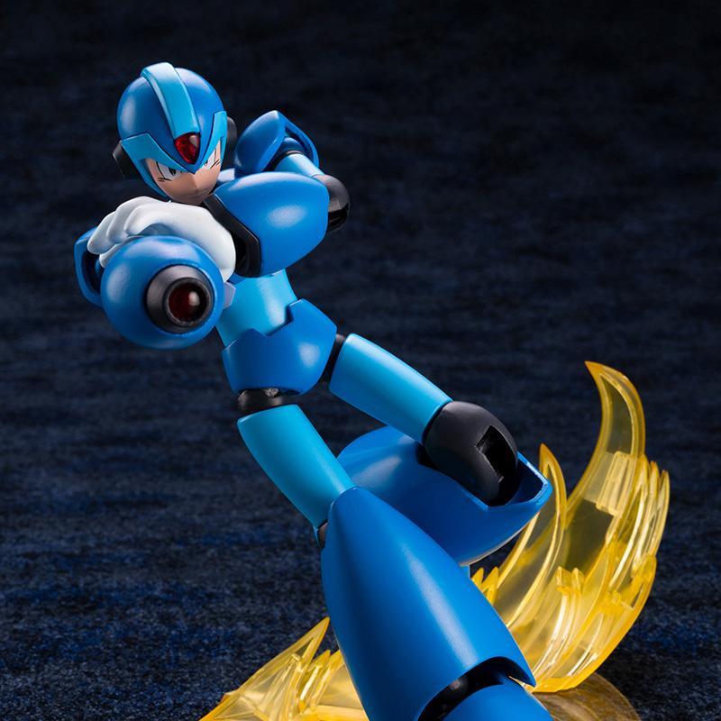 Mega Man X Model Kit