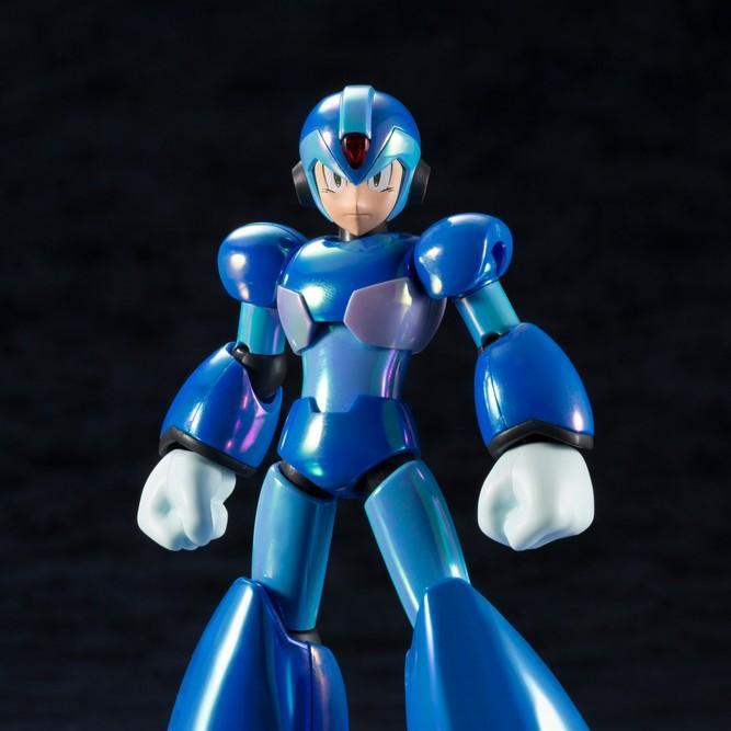 Mega Man X (X Premium Charge Shot Ver.) Model Kit