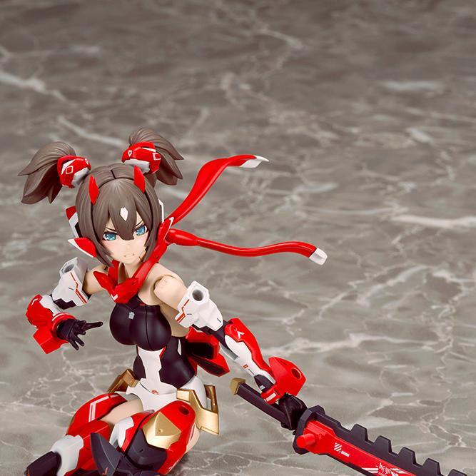 Megami Device Asra Ninja