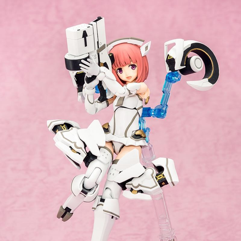 Megami Device x Alice Gear Aegis Aika Aikawa