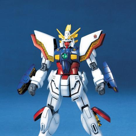 MG GF13-017NJ Shining Gundam