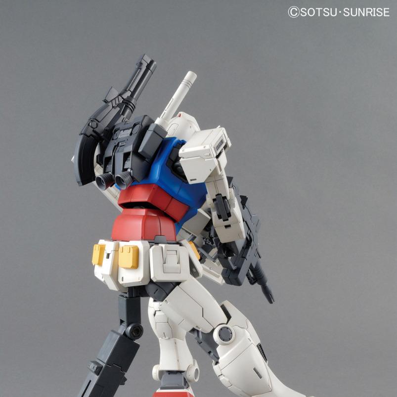 MG RX-78-02 Gundam (Gundam The Origin Ver.)