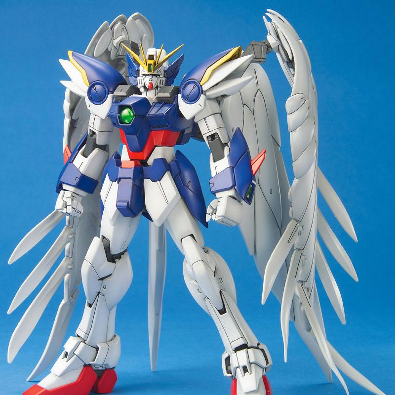MG XXXG-00W0 Wing Gundam Zero Custom