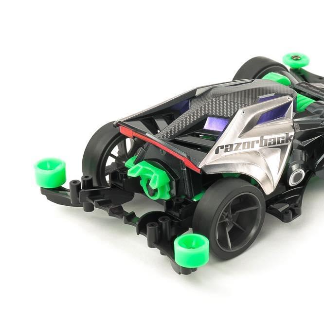 Mini 4WD REV Razorback (FM-A Chassis)