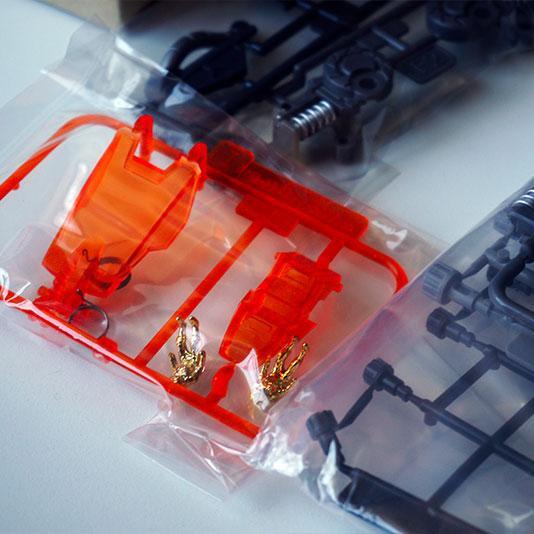 Zoids Masterpiece MPZ-01 Shield Liger