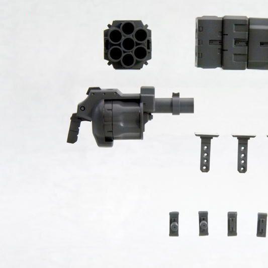 MSG Weapon Unit MW022 Rocket Launcher & Revolver Launcher