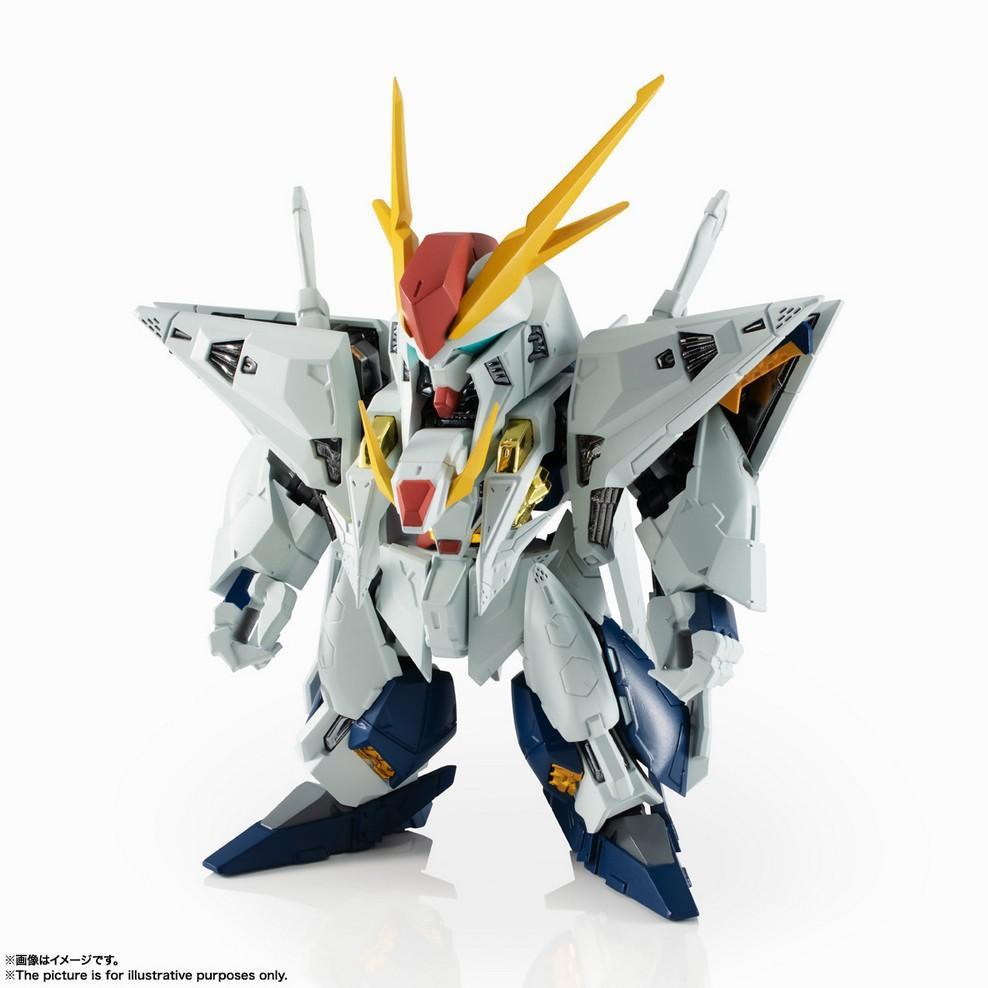 NXEDGE Style Xi Gundam