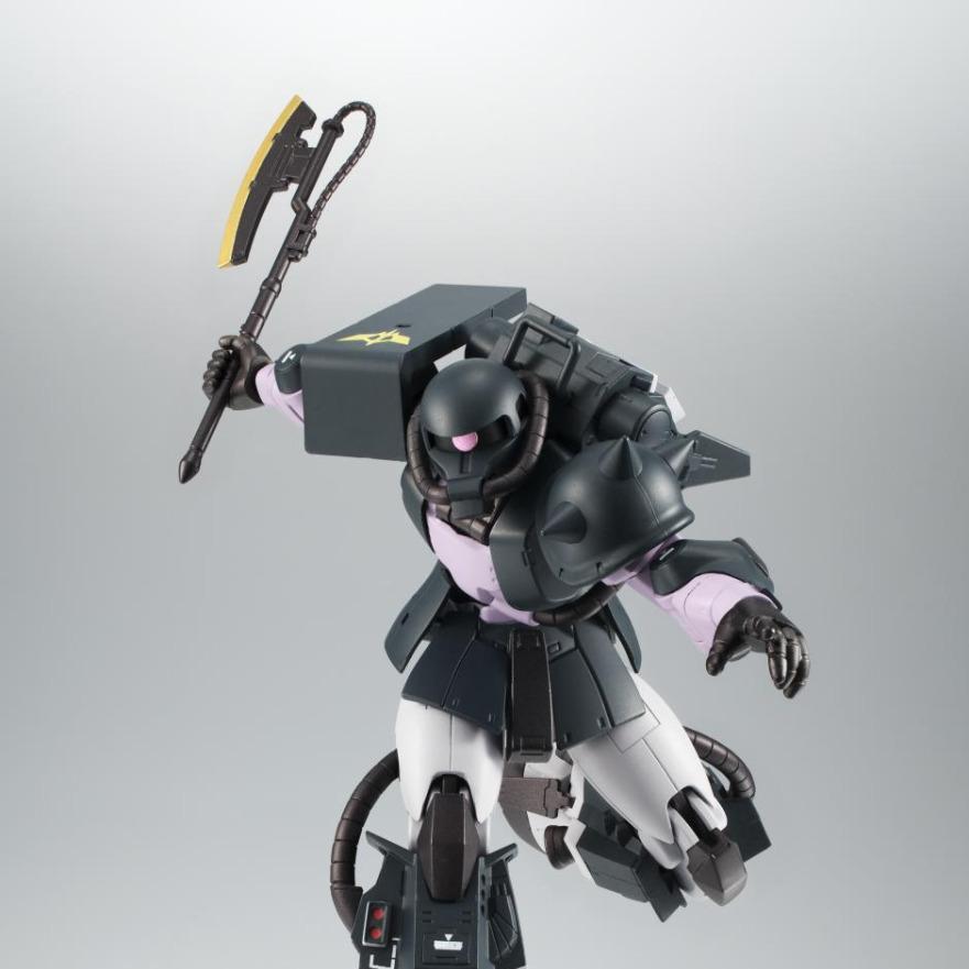 Robot Spirits MS-06R-1A Zaku II Black Tri-Stars ver. A.N.I.M.E.