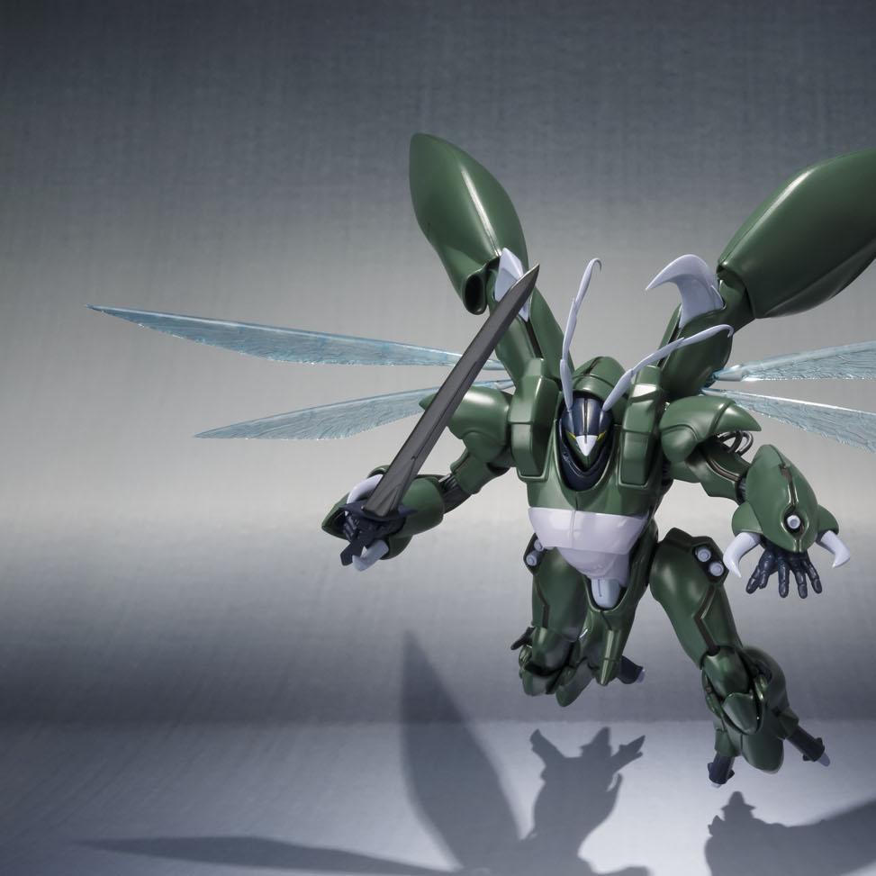 Robot Spirits Wryneck