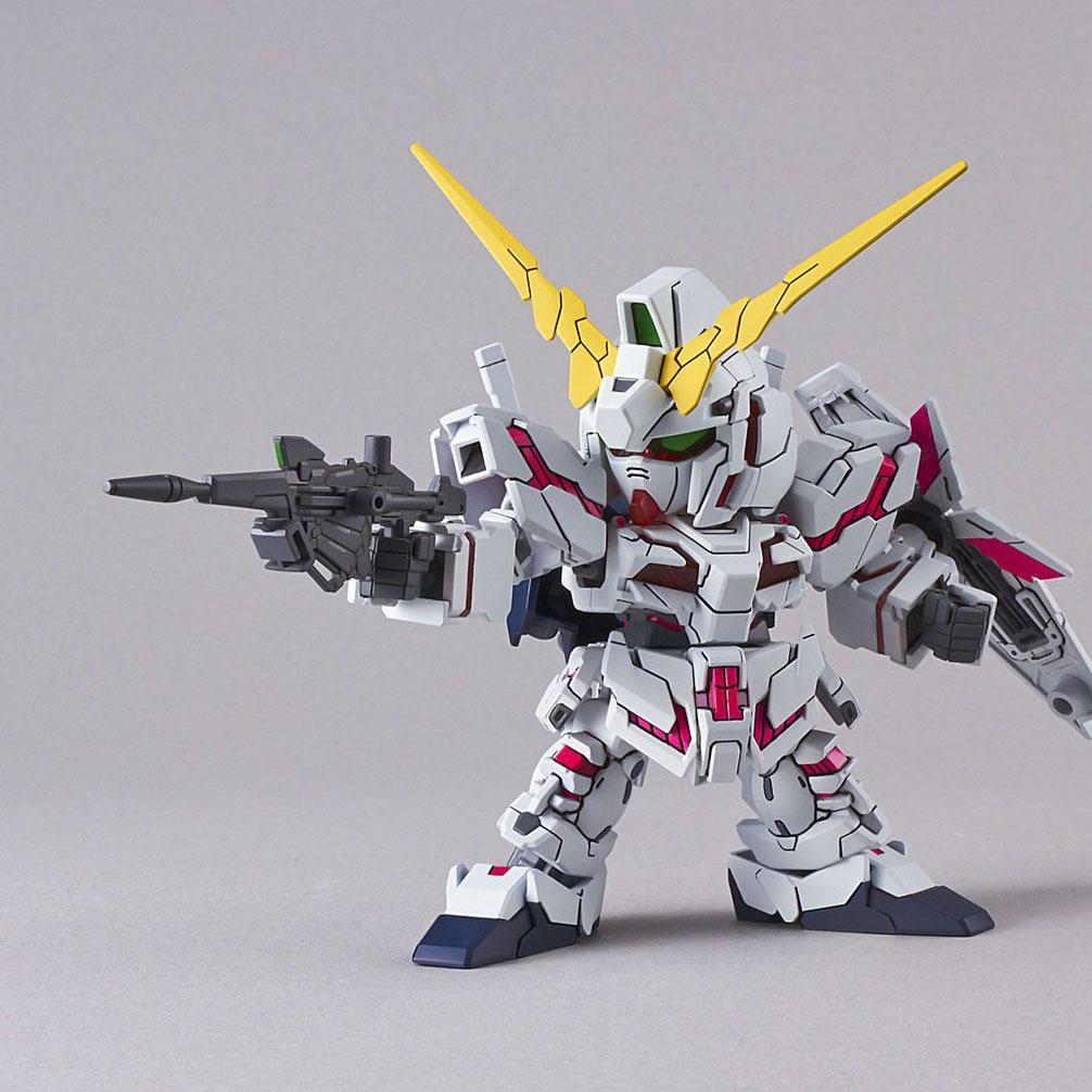 SD Gundam EX-Standard Unicorn Gundam (Destroy Mode)